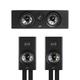 Polk Audio Reserve 3.0 Channel Home Theater Speaker Bundle (Black)