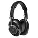 Master & Dynamic MH40 Over-Ear Headphones (Gunmetal)