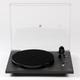 Rega Planar 1 Plus Turntable with Premounted Carbon MM Cartridge (Matte Black)