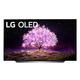 LG OLED77C1PUB 77 OLED 4K Smart TV with AI ThinQ