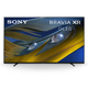 Sony XR77A80J 77 Class BRAVIA XR OLED 4K Ultra HD Smart Google TV with Dolby Vision HDR