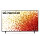 LG 55NANO90UPA 55 4K Smart UHD NanoCell TV with ThinQ AI