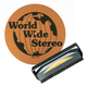 World Wide Stereo Record Care Kit with 12 1979 Special Edition Cork Slipmat and Anti-Static Record Brush