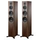 Dynaudio Evoke 50 Floorstanding Speakers - Pair (Walnut Wood)