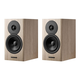 Dynaudio Evoke 10 Bookshelf Speakers - Pair (Blonde Wood)