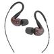 Audiofly AF160 Universal In-Ear Headphones (Resin Red)