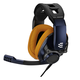 EPOS Audio GSP 602 Closed Acoustic Gaming Headset (Blue/Gold)