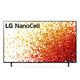 LG 75NANO90UPA 75 4K Smart UHD NanoCell TV with ThinQ AI