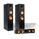 Klipsch RP-280F Reference Premiere Floorstanding Speaker Package with RP-450C Center Channel Speaker (Ebony)