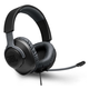 JBL Free WFH Wired Over-Ear Headset with Detachable Mic (Black)