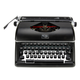 Royal Consumer Information Products, Inc Classic Manual Typewriter (Black)