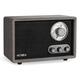 Victrola Linden Wood Bluetooth Radio (Gray)