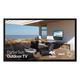 Furrion FDUP43CBS 43 Partial Sun 4K HDR Outdoor TV
