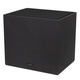 Andover Audio SpinSub Subwoofer 100-watts with IsoGroove Technology - Each (Black)