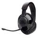 JBL Quantum 350 Wireless Over-Ear PC Gaming Headset with Detachable Boom Mic (Black)