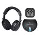 Victrola Innovative Technology Wireless TV Listening Headphones