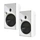 SpeakerCraft OE6 One Outdoor Speaker - Pair (White)