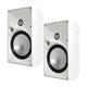 SpeakerCraft OE6-Three Outdoor Speaker - Pair (White)