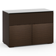 Salamander Chameleon Collection Berlin 329 Twin-Width AV Cabinet with Center Grille (Textured Wenge)