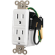 Panamax MIW-SURGE-1G In-wall Surge Protector (White)
