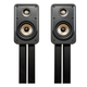 Polk Audio Signature Elite ES15 Compact Bookshelf Speakers - Pair (Black)
