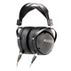 Audeze LCD2 Classic Closed-Back Over-Ear Headphones (Factory Certified Refurbished, Black)