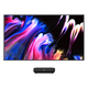 Hisense L9G TriChroma 100 Laser TV with 100 ALR Projector Screen
