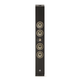 Focal 302 1/2 Bass-Reflex 2-Way On-Wall Loudspeaker (Satin Black)