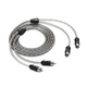 JL Audio XD-CLRAIC2-6 2-Channel Core Audio Interconnect Cable 6