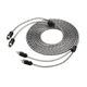 JL Audio 2-Channel Core RCA Male to RCA Male Cable - 12 ft. (3.65m)