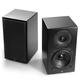 Totem KIN Mini 2-Way Ultra-Compact Monitor Speakers - Pair (Black Satin)