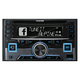 Alpine CDE-W265BT Double Din CD Receiver with Bluetooth