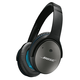 Bose QC25 QuietComfort 25 Acoustic Noise-Canceling Around-Ear Headphones for Samsung/Android (Black)
