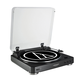 Audiotechnica At-Lp60-Usb Fully Automatic Belt-Drive Usb Analog Stereo Turntable (Black)