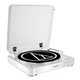 AudioTechnica AT-LP60WH-BT Fully Automatic Wireless Belt-Drive Stereo Turntable (White)