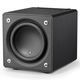 JL Audio E110 E-Sub 10-inch 1200W Powered Subwoofer - Each (Black Ash)
