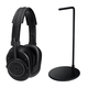 Master & Dynamic MH40 Over-Ear Headphones with Headphone Stand (Black)