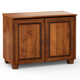 Salamander Venice 323 Twin TV Cabinet (Antique Cherry)