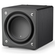 JL Audio E112 E-Sub 12-inch 1500W Powered Subwoofer - Each (Black Ash)