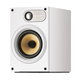 Bowers & Wilkins 686 S2 2-Way Bookshelf Speaker - Each (White)