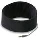 AcousticSheep SleepPhones Classic Headband Headphones - One Size Fits Most (Black)