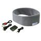 AcousticSheep TellyPhones Wireless Headband TV Headphones - One Size Fits Most (Gray)