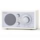Tivoli Audio M1WHT Model One AM/FM Table Radio (White/Silver)