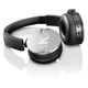 AKG Y50BT On-Ear Bluetooth Headphones (Silver)