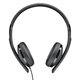 Sennheiser HD 2.20S On-Ear Headphones with One-Button Remote and Microphone