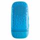 BOOM Bit Wearable Bluetooth Speaker (Blue)