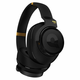AKG N90Q Auto-Calibrating Noise-Cancelling Headphones (Black)