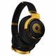 AKG N90Q Auto-Calibrating Noise-Cancelling Headphones (Black/Gold)