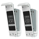 Flexson Wall Mount for Sonos Play:1 - Pair (White)