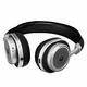 Master & Dynamic MW50 Wireless Bluetooth On Ear Headphones (Black/Silver)